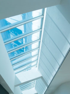 Aluminium double glazings for commercial and residential buildings