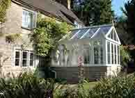 3 sided conservatory