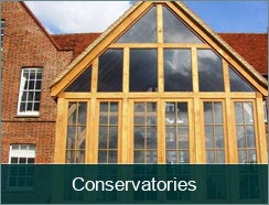 Conservatories supplies, installation and maintenance in Essex, Hertfordshire and Suffolk