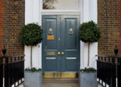 Classical composite doors